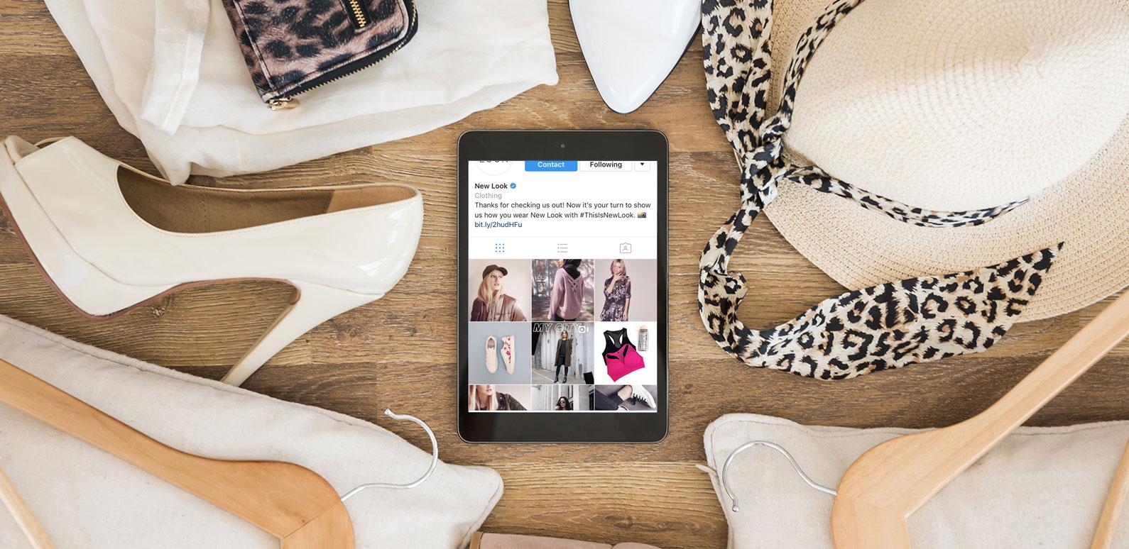 Instagram per la moda - come avere un profilo perfetto per vendere