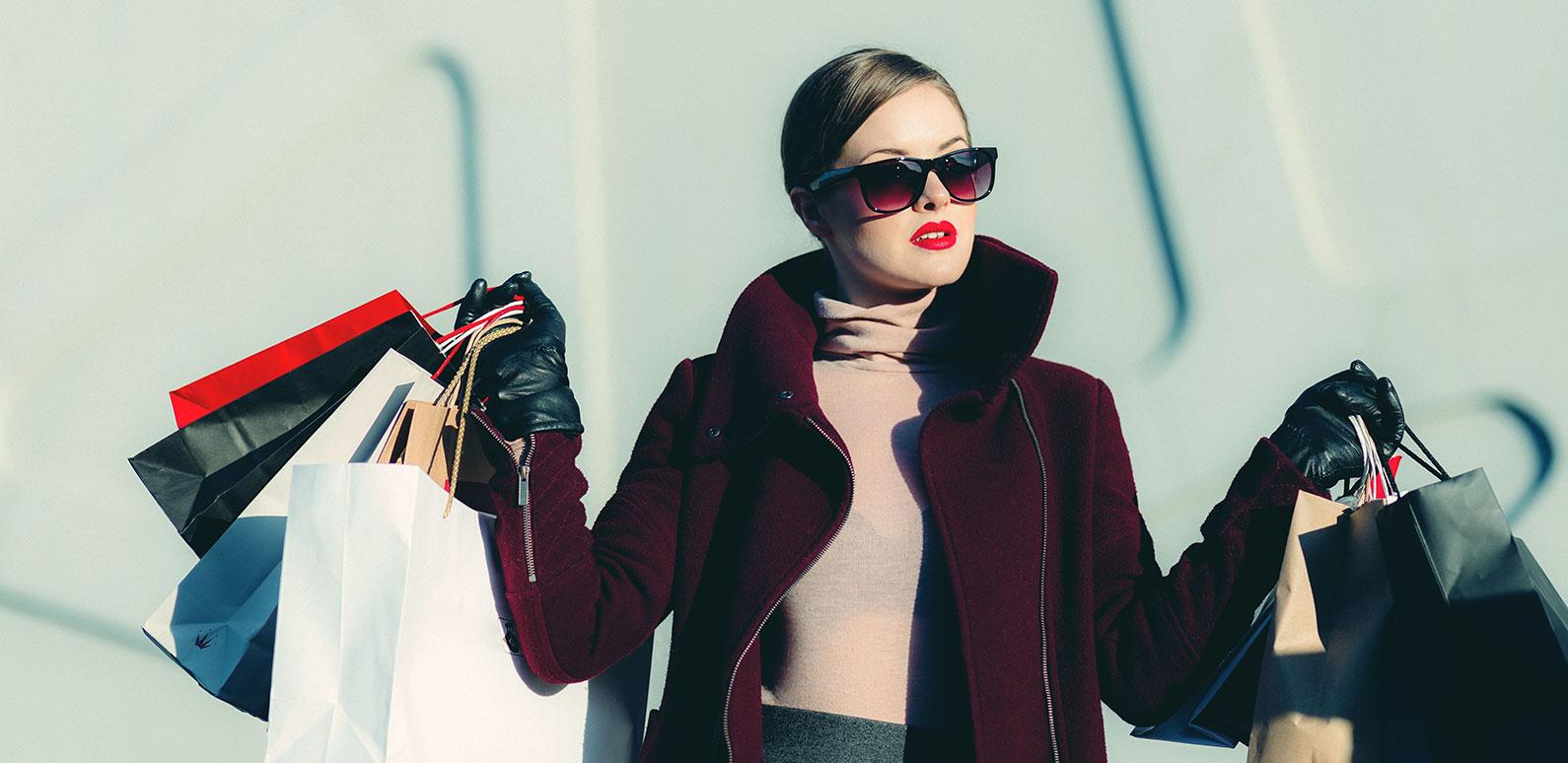 Shopping Moda in Italia