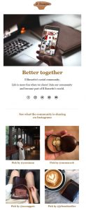 """Newsletter Social Il Bussetto """"Our Social Community"""""""